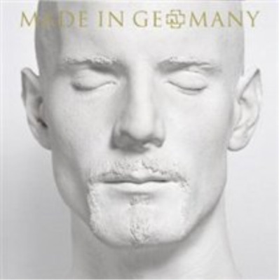 Rammstein-Made in Germany 1995-2011  CD NEW