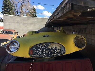 VW DUNE BUGGY Ocelot Early Style Fiberglass Body Rare Volkswagen