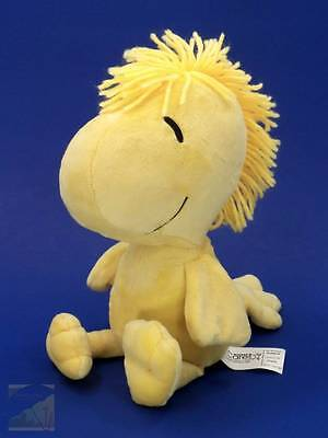 "Kohl's Cares for Kids WOODSTOCK 13"" Plush Toy Yellow Bird Silky Chenille EXC"