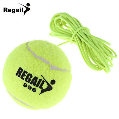 REGAIL Tennis Ball with String Replacement for Drill Tennis TrainerNeon Green AU