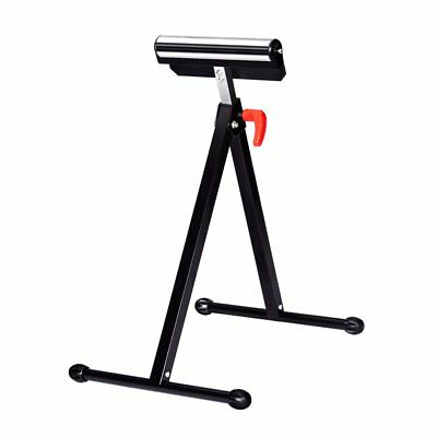 Finether Height Adjustable Folding Roller Stand, Pedestal with Ball Bearing