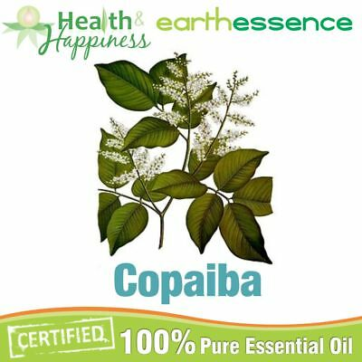 COPAIBA ~ earthessence Certified 100% Pure Essential Oil ~ Aromatherapy