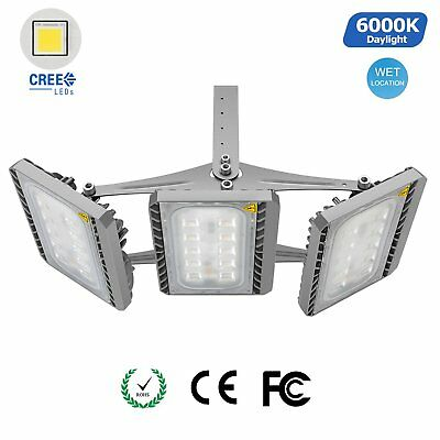STASUN LED Flood Light Outdoor, Super Bright 150W Security Lights with Wide