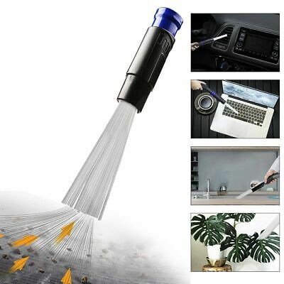 Dusty Dust Brush Cleaner Dirt Remover Universal Vacuum Attachment Cleaning Tool