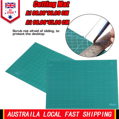 A1 A2 Thick 5-Ply Self Healing 2-Side Handmade DIY Carving Too Craft Cutting Mat
