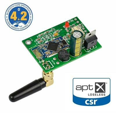 Douk Audio CSR64215 Module Bluetooth 4.2 Receiver APTX DAC Board Analog IN/OUT