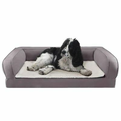 Orthopaedic Dog Bed Memory Foam Pain Relief Sofa Couch Pet Pillow Cat Old Dogs
