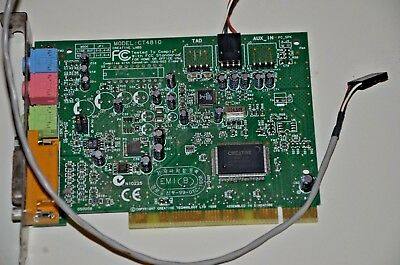 Som ct4810 driver placa de creative