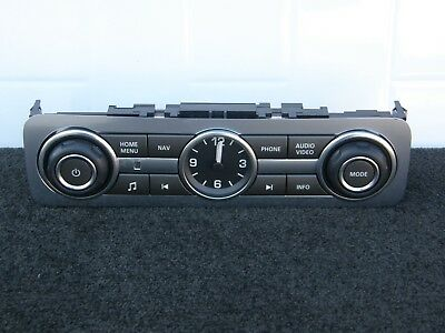 Land Rover Range Rover Sport Discovery 4 Audio Control Panel Part No LR020188