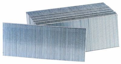 18 GAUGE SECOND FIX GALVANISED STRAIGHT BRAD FINISH NAILS - BOX OF 5000 10-60mm