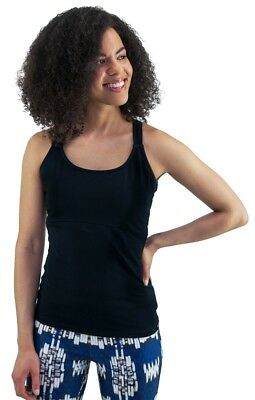 Satva - Kala Cami Black - Large
