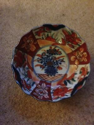 Early 19th century Japanese Imari Bowl