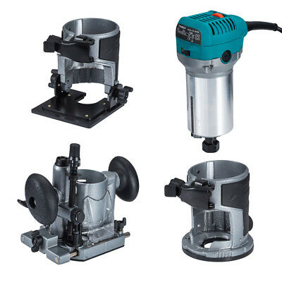 710W Hand Trimmer Router Palm Laminate Plunge Compact Kit Woodworking for Makita
