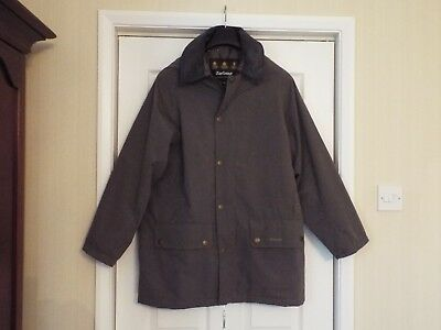 Barbour T370 COBHAM jacket , Country Designer jacket coat size M