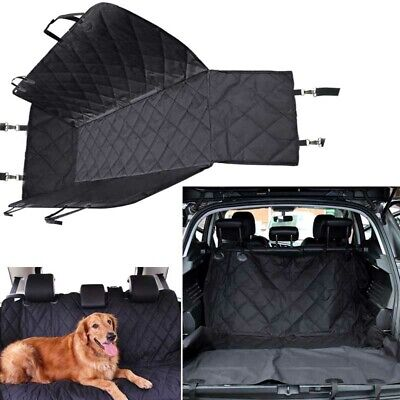 Pet Car Seat Cover Dog Safety Mat Cushion Auto Rear Back Seat Protector Hammock