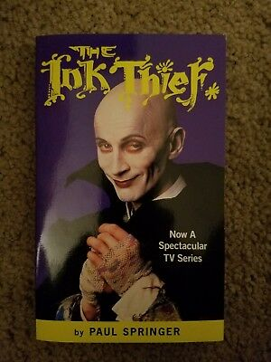 The Ink Thief-Paul Springer-book