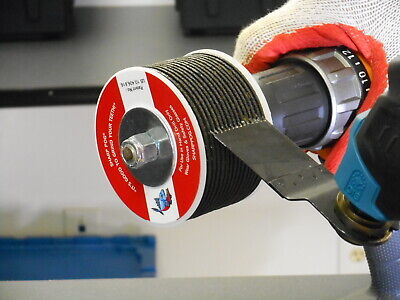 Sharp Pog oscillating  saw / multi tool blades sharpener