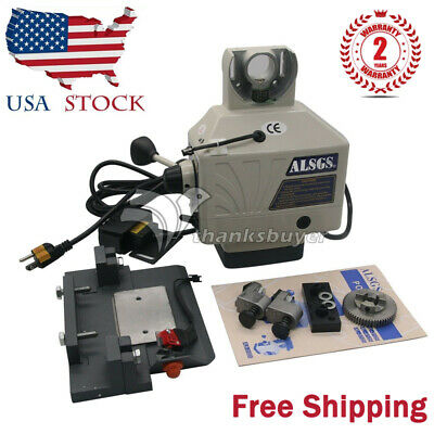 ALSGS 110V Power Feed for Vertical Milling Machine X Y Axis AL-310SX US ship