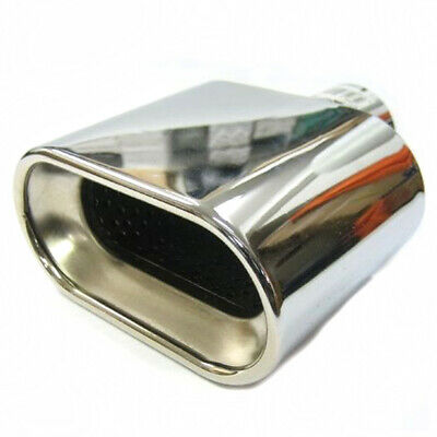 Exhaust Tip Trim Muffler Pipe Tail Chrome For Mercedes Viano A C Clc Cls G Gl