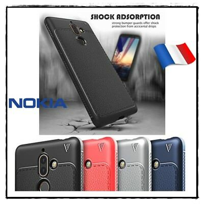 Etui Coque Housse Silicone TPU Genty Serie Shockproof Case Cover Nokia 7+ (plus)