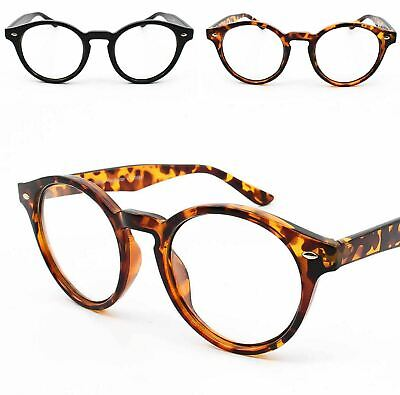 Quallity Oval Frame Clear Lens Glasses Small Round Dapper Eyeglasses