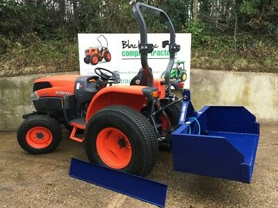 New Beaconsfield Compact Tractor / Small Tractor 4Ft Tipping Transport Box,