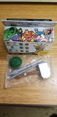 Marvel Infinity Gem Dig - It! Hulk Coin New with Box  (no dig-it sand)