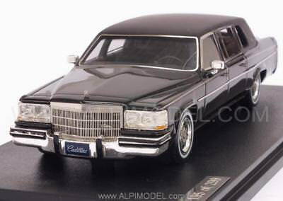 GLM 1:43 Cadillac Fleetwood Formal Limousine 1984 (Black)