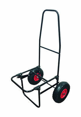 FLADEN Angel-Trolley Transportkarre Barrow Tacklekarre Transportwagen 87x21x36cm