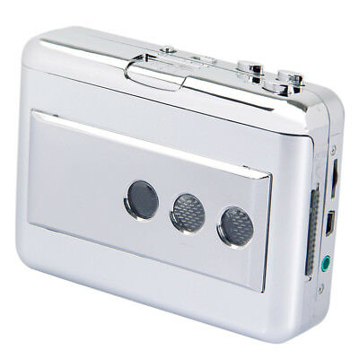 EzCAP Upgraded Version Portable Cassette to MP3 Converter USB Tape to MP3 P L0Y2