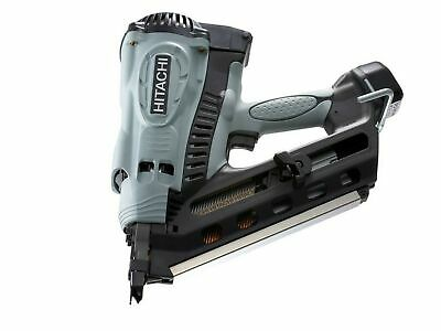 Hitachi NR90GC2 Cordless Gas Clipped Head Framing Nailer *New Lithium Version