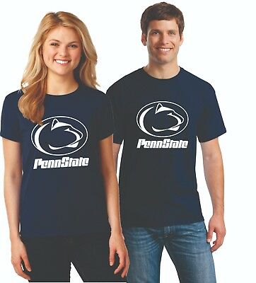 PENN STATE UNIVERSITY T SHIRTS UP TO 5X White Tees also