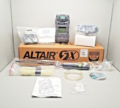 New Msa Altair 5X 10116926 Multi-Gas Detector Mining Safety Gas Detector