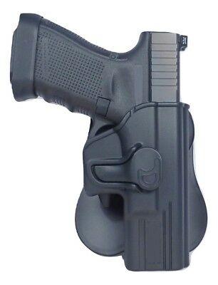 For Sig Sauer P320 Carry Level II Retention Paddle Holster Tactical Scorpion