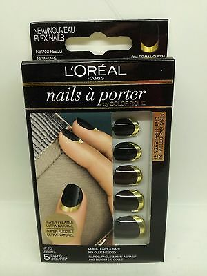 L'OREAL NAILS A PORTER by COLOR RICHE - 004 DRAMA QUEEN