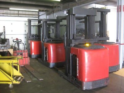 RAYMOND Orderpicker Forklift FLEET - FOR SALE - ALL USABLE/GOOD CONDITION -OFFER