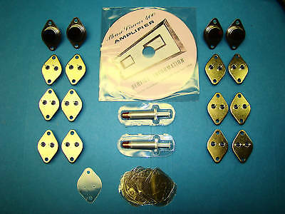 Phase Linear 400 Series I Output Transistor Matched Set