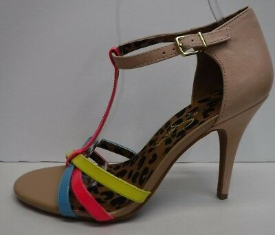 118500b91ed6 Jessica Simpson Size 8.5 Beige Pink Sandals New Womens Shoes