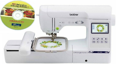 BROTHER SE1900 Embroidery Quilting and Sewing Combo Machine