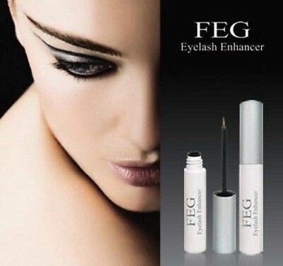*FEG EYELASH ENHANCER RAPID REPAIR OIL GROWTH SERUM LIQUID NATURAL 3ml+