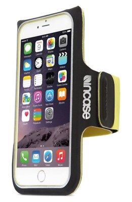 Incase Sports Active Armband w/Key Pocket for iPhone 8 iPhone 7 iPhone 6s (Gray)