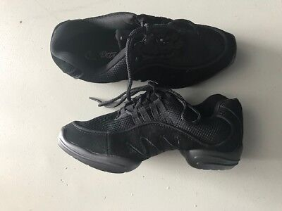 NEW Black Lace up Hip Hop/Jazz dance boots/shoes (adult & kids sizes available)