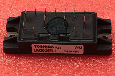 1PCS TOSHIBA MG20G6EL1 Encapsulation:MODULE,High Power Switching Applications