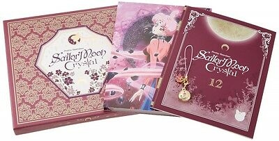 New Pretty Guardian Sailor Moon Crystal Vol.12 First Limited Blu-ray JAPAN