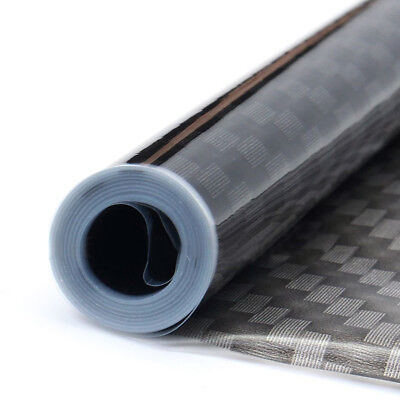 Hydrographic Water Transfer Hydro Dipping Print Film Silver Carbon Fiber 2.5M