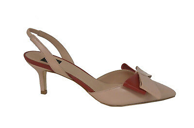 Islo Isabella Lo Russo sandalo pelle art.Nobili rosso/phard made in Italy