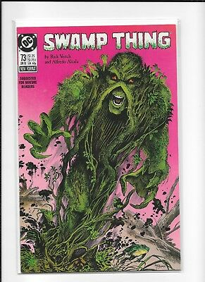 Swamp Thing #73 (6.5) Dc Copper