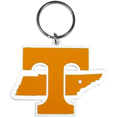 Tennessee Volunteers Home State Flexi Key Chain NCAA Licensed