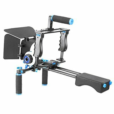 Neewer® Aluminum Film Movie Kit System Rig for Canon/Nikon/Pentax/Sony and...