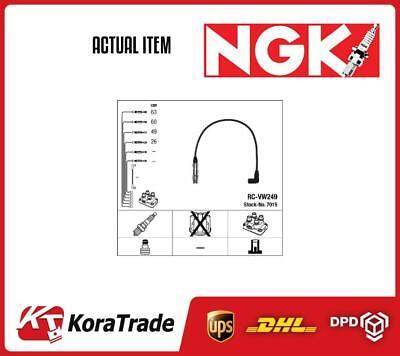 Ngk Ignition Lead Set Rc-Vw249 7015
